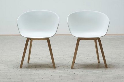 Getting sick of the eames chair our em renovation for Hay about a stool replica