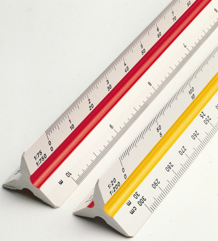 Cheap Thrill Of The Day Architects Scale Ruler Our EM
