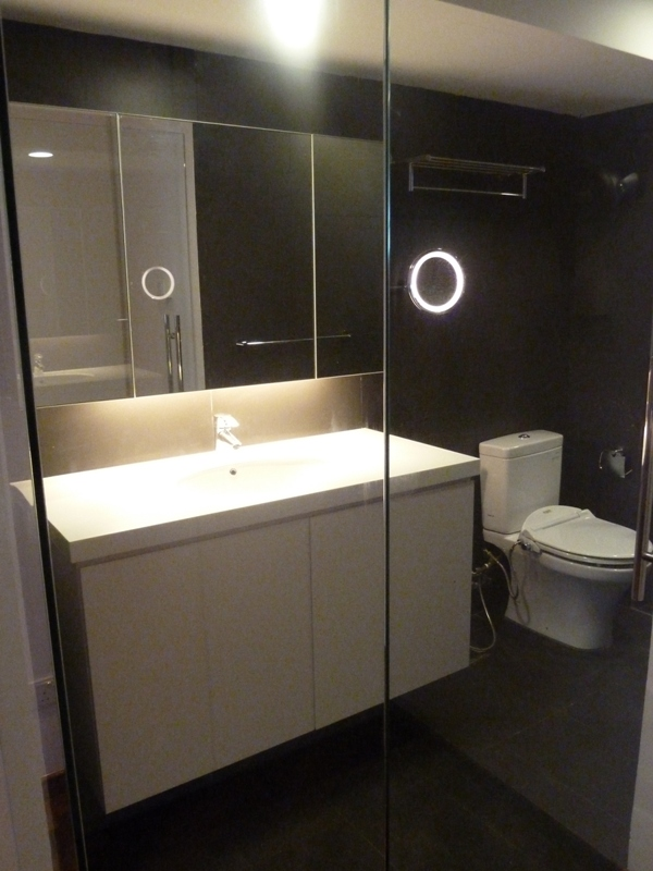 Completed pics – 2BR toilet | Our EM Renovation Experience