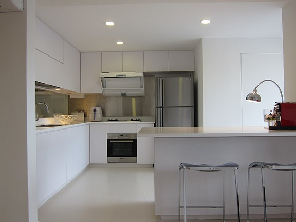 Completed pics – Kitchen | Our EM Renovation Experience