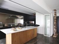 Raw Kitchen Cabinets
