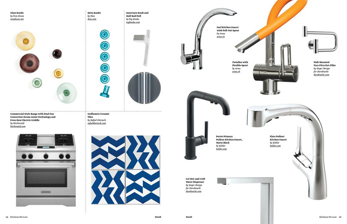 Electronic Eye Kitchen Faucets