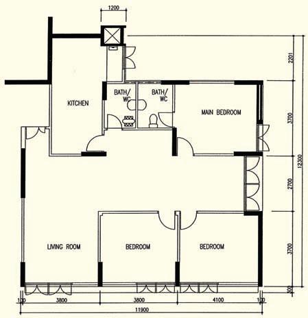 Sqm Kitchen Design