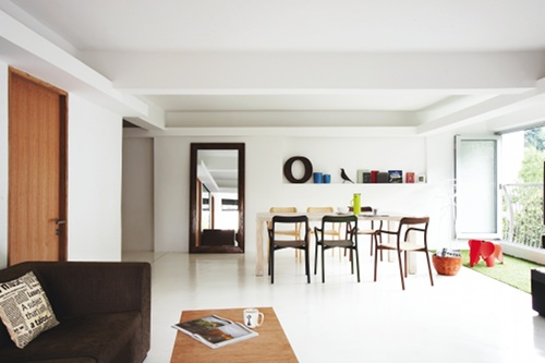 Inspirations the minimalist 5 room hdb our em for Four room flat design