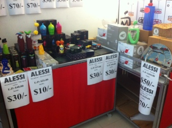 Brandsfever Kitchenware sale - Alessi