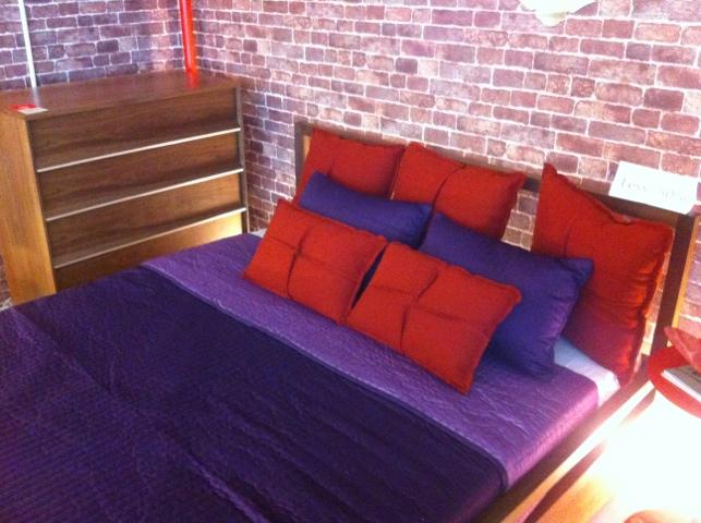 Grafunkt bed and Drift dresser