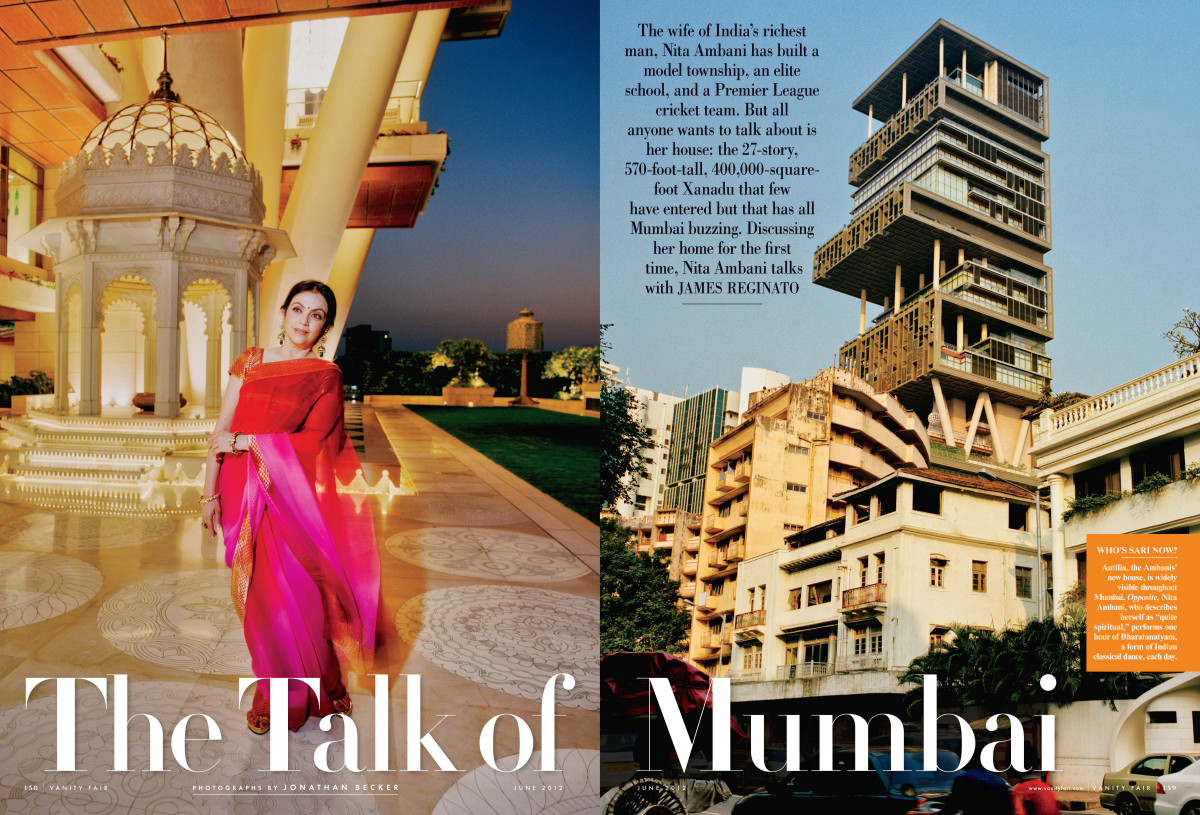The World S Most Expensive House Antilia Our Em Renovation Experience