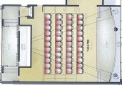 Antilia 14 - Theatre plan