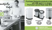 Kitchen Sink Promotion Malaysia