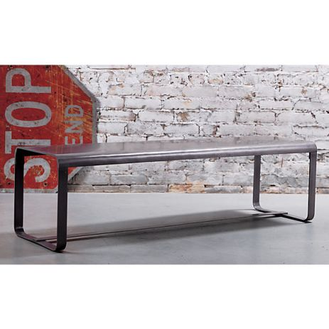 Fin table bench