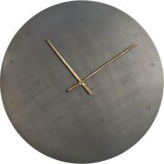 Iron Circle Wall Clock 30inch