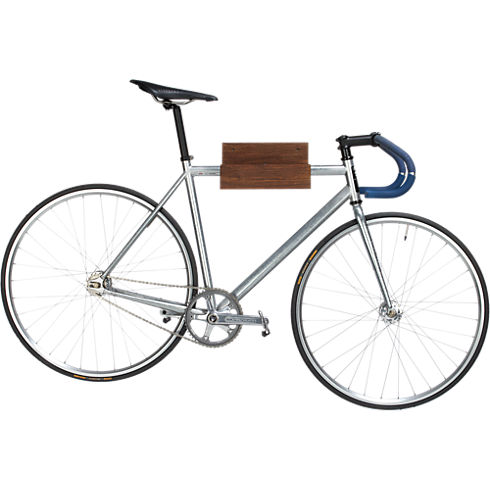 Wood Bike Storage 2
