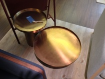 JotterGoods - Rivet Coffee and Side Table