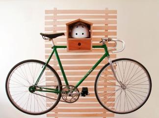 Bike Rack - Birdhouse 1