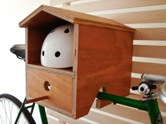Bike Rack - Birdhouse 2