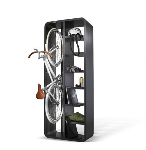 Bike Rack - Bookbike 1