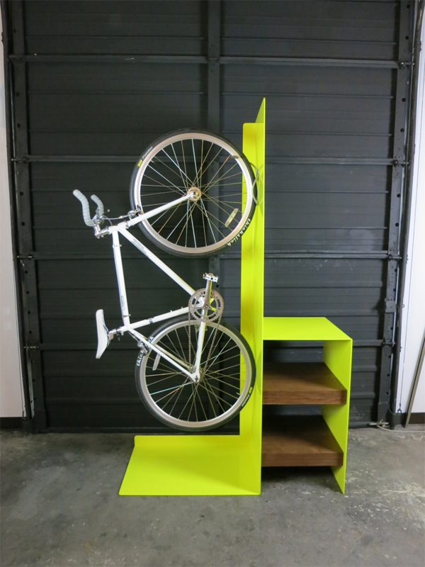 Stylish Bike Racks For Display Our Em Renovation Experience