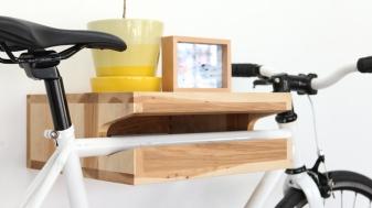 Bike Rack - The Original Bike Shelf 1