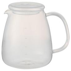 Muji Heatproof Glass T-Pot 1000ml