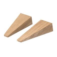 Muji Oak Door Stopper 2 Pack