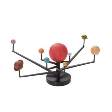 Muji Wooden-Solar-System