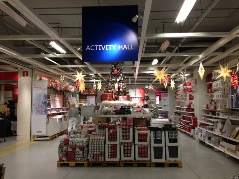 Shop for Christmas decorations at IKEA this weekend… | Our ...