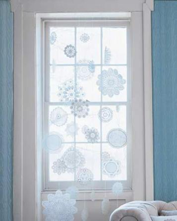 Christmas Window 07