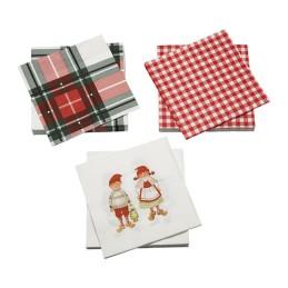 IKEA julfint-paper-napkin