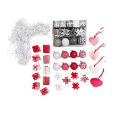 IKEA julmys-36-piece-hanging-ornament-set