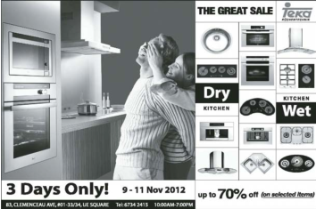 Teka Sale Nov 2012