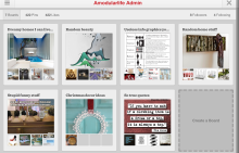 Pinterest boards by amodularlife